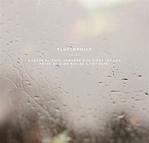 Pluviophile Pictures, Photos, and Images for Facebook
