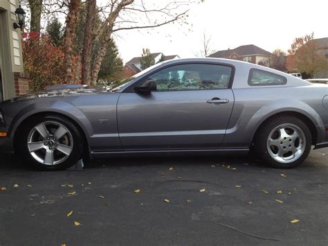 2007 mustang tire size 2007 mustang gt winter tire setup ford mustang forum