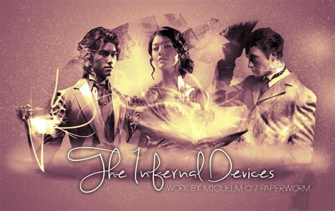 The Infernal the book fanatic book review the infernal devices