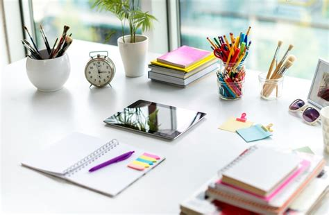 m騁駮 sur le bureau comment organiser bureau pour 234 tre plus productif