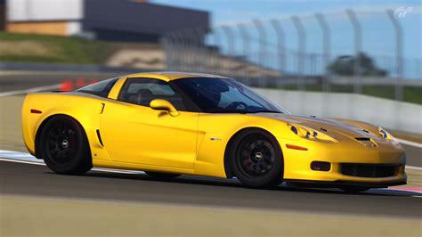 2006 Z06 Corvette by 2006 Chevrolet Corvette Z06 Gran Turismo 5 By