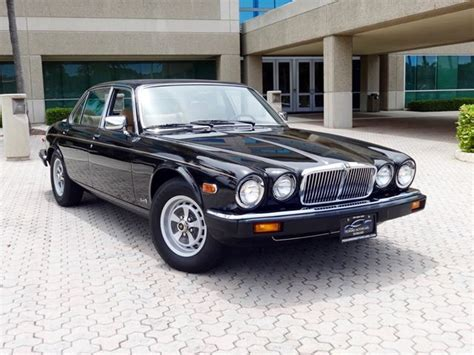 1987 xj6 jaguar 1987 jaguar xj6 for sale delray florida