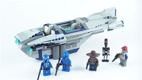 Lego 8128 Wars Cad Banes Speeder lego wars cad bane s speeder 8128 review