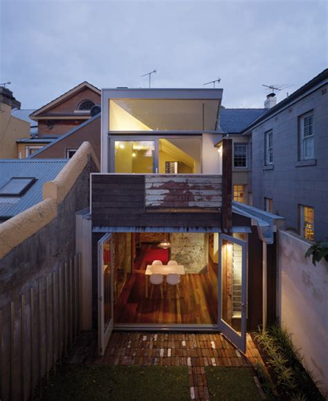terrace house renovation ideas pitt street house redfern australian design review