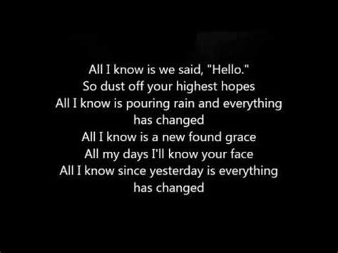 lirik lagu taylor swift everything has changed terjemahan indonesia lyrics everything has changed lagu mp3 mp4 3gp save lagu