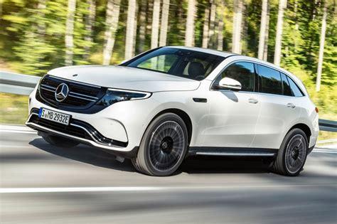 Mercedes Eqc 2019 by Mercedes Eqc 2019 El Suv El 233 Ctrico Se Desarrolla En