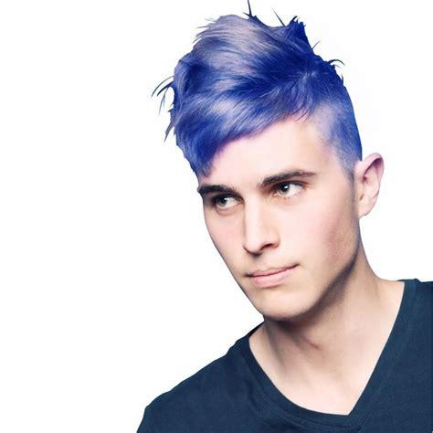 pompadour haircut mens blue pompadour men haircut top men hairstyles pinterest