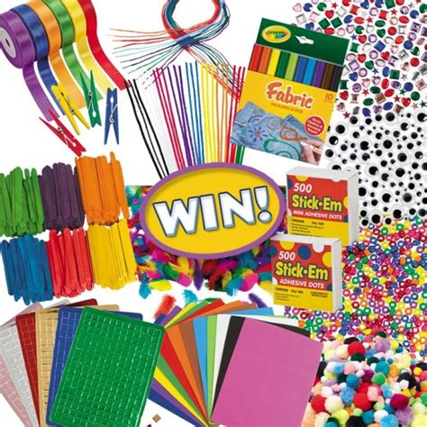Oriental Trading Giveaway - oriental trading kids crafts prize pack giveaway thrifty momma ramblings