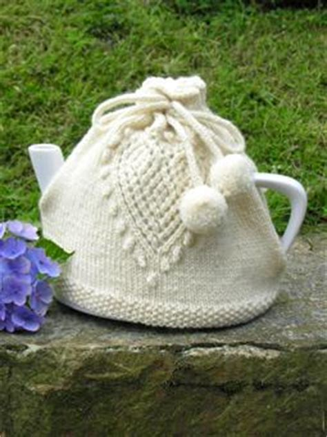 the prettiest tea cozies to knit 19 free patterns