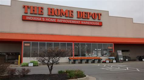 the home depot indianapolis in company information