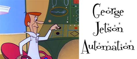 george jetson george jetson automation chasing the devops