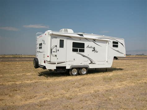 Arctic Fox 5th Wheel Floor Plans by Our 2009 Arctic Fox 24 5n 5th Wh