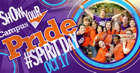 Show Your School Spirit With Chip Pepper by Show Your Cus Pride For Spirit Day Wear Purple Cus