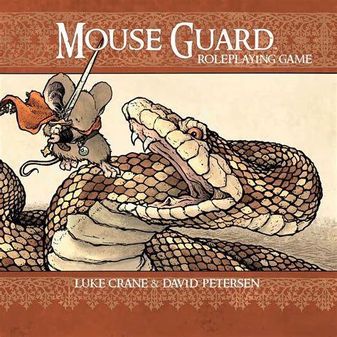 mouse guard roleplaying box set 2nd ed mouse guard rpg second edition announced