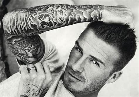 beckham tattoo studio david beckham right arm sleeve tattoo