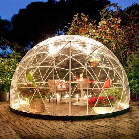 garten iglu the garden igloo dome 100 weatherproof garden
