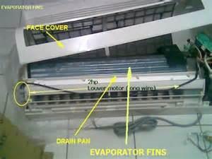 Mitsubishi Mr Slim Leaking Water Inside Grunaire Split Air Conditioner Leaking Water Fixya