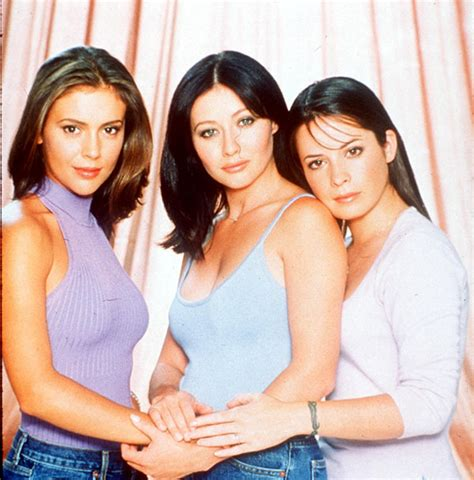 Wintour Not Charmed By The Word by Charmed Reboot Series Alyssa S Not Opposed To