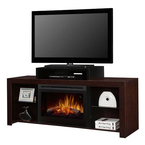 media fireplaces cheap beasley electric fireplace media console in walnut gds25l5 1441kn