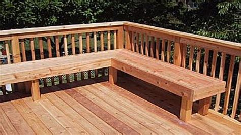 Patio step ideas, built in deck seating ideas deck bench