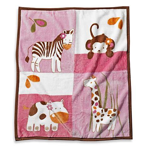 Jacana Crib Bedding Buy Cocalo 174 Jacana Soft Cozy Blanket From Bed Bath Beyond