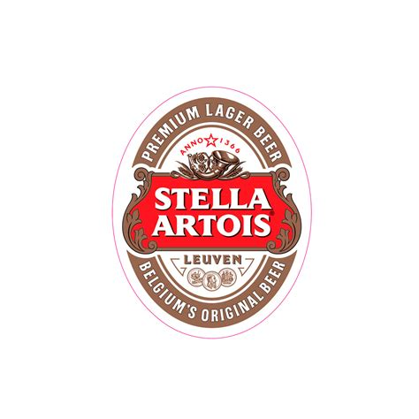 Stella Pita pin cerveja stella artois on