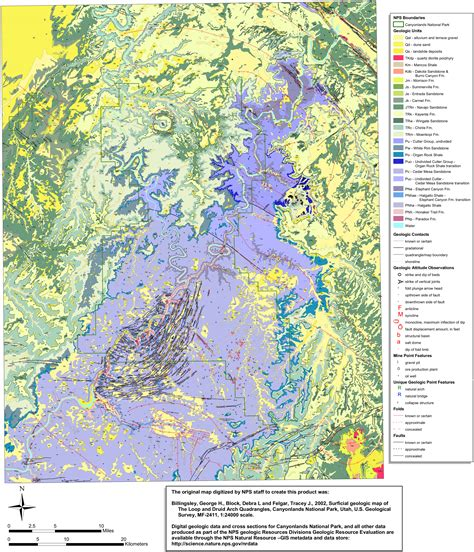 canyonlands national park map file nps canyonlands national park geologic map jpg wikimedia commons