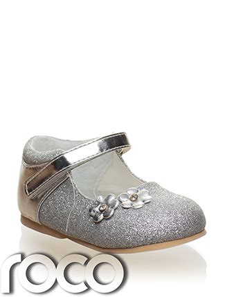 flower silver shoes baby silver shoes flower shoes bridesmaid