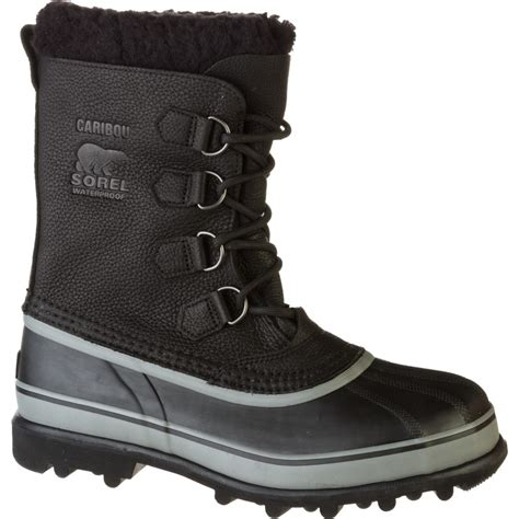 mens wool boots sorel caribou wool boot s backcountry