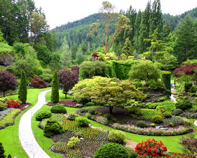 Gardens Canada by Butchart Gardens Butchart Garden Canada