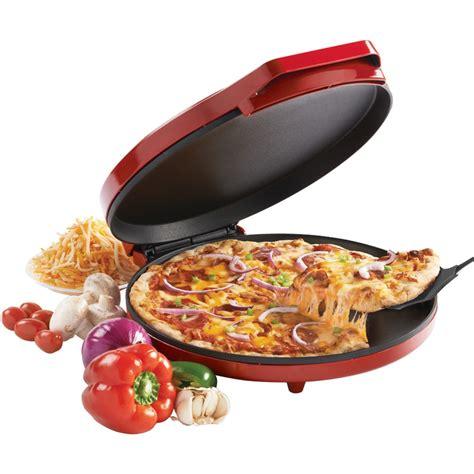 12 quot pizza maker nonstick coated baking plate bakes crust kitchen bakeware ebay
