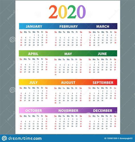 calendar  wall planner calendars week starts grid  year  template date diary