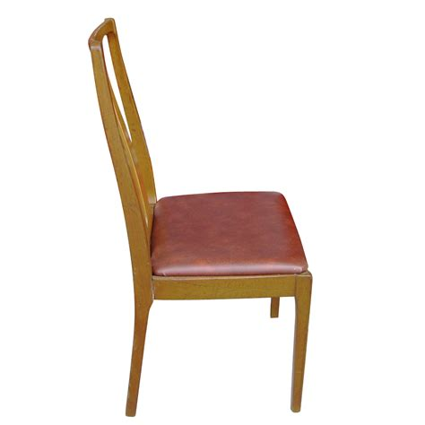 Dining Chairs Mid Century with 6 Mid Century Modern Dining Chairs Ebay