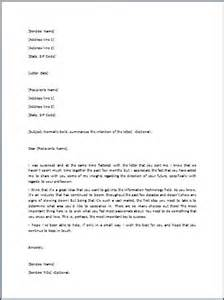 advice letter template letter template 2017