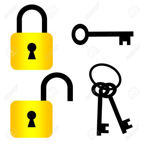 lock clip lock clip free clipart panda free clipart images
