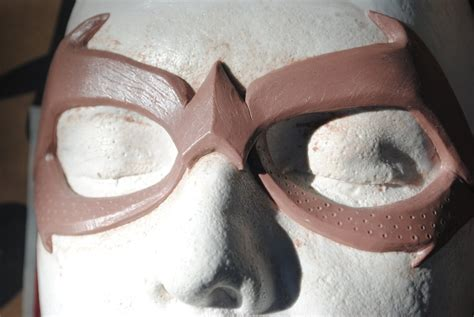 How To Make A Robin Mask Out Of Paper - robin mask sculpt by zigorc on deviantart