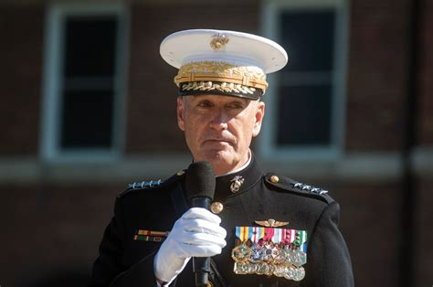 Senators Wife by Dunford Takes Over For Amos As Commandant Of The Us Marine
