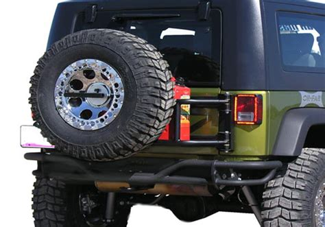 Jeep Wrangler Tire Carrier 2007 Jeep Jk Power Programmer Autos Weblog