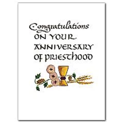 Happy Anniversary of Ordination: Ordination Anniversary Card