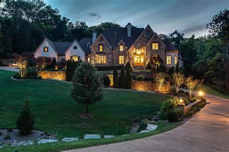 country mansion 13 000 square foot country mansion in franklin tn homes of the rich