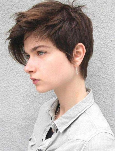 androgynous hair short curly hairstyles