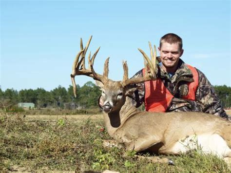 Ga Records Worth County Ga Record Buck