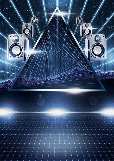 dynamic dancing party party poster poster background