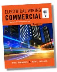 Electrical Wiring Commercial 15e Based On The 2014