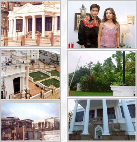 shahrukh khan own house mannat photos in mumbai