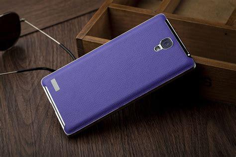 Hp Xiaomi Hm Note 1ltew luxury pu leather back cover for xiaomi redmi note