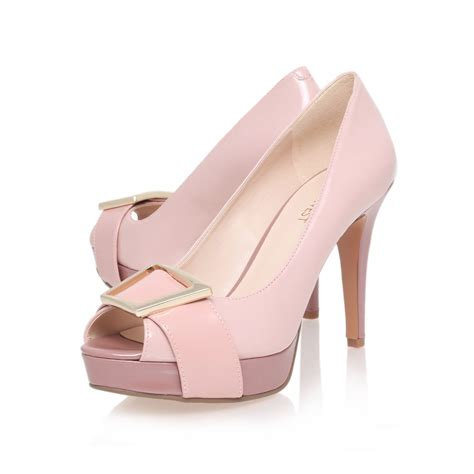 nine west cassilina3 in pink lyst