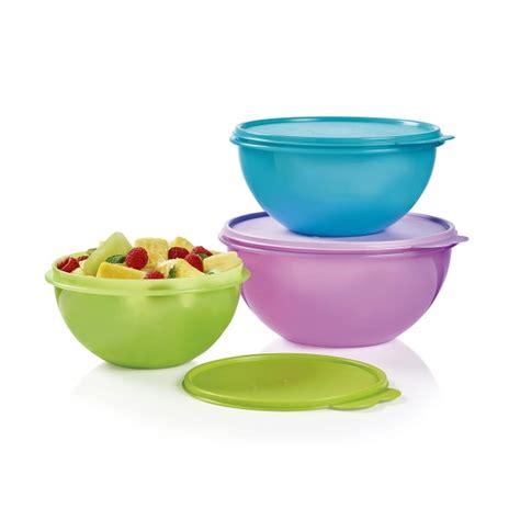 Bowl Tupperware wonderlier 174 bowl 3 pc set