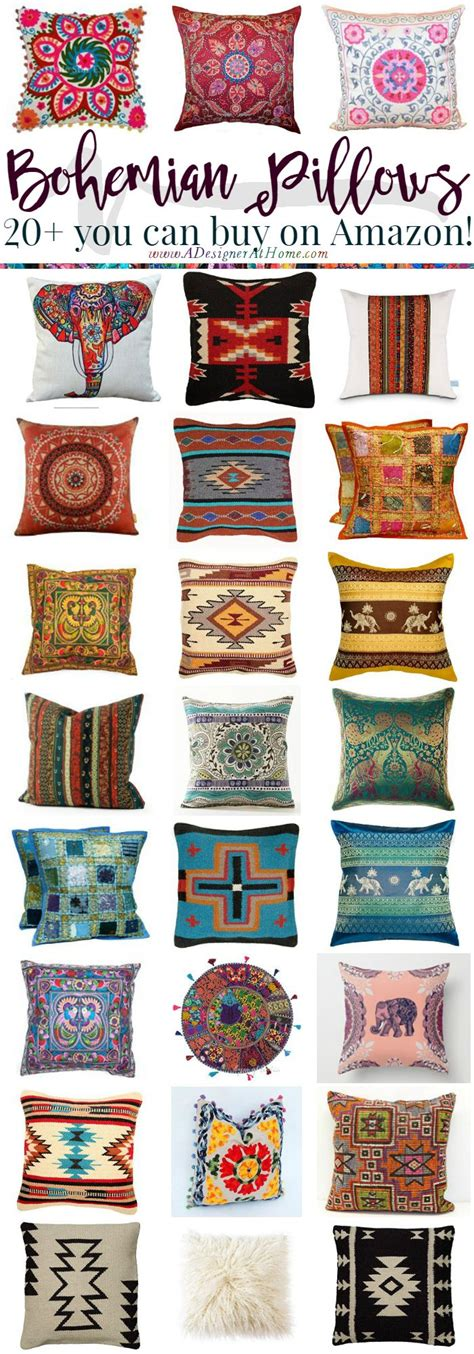 where to buy sofa pillows 25 best ideas about bohemian pillows on pinterest