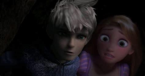 imagenes de jack y rapunzel jack frost and rapunzel the big four photo 33505405